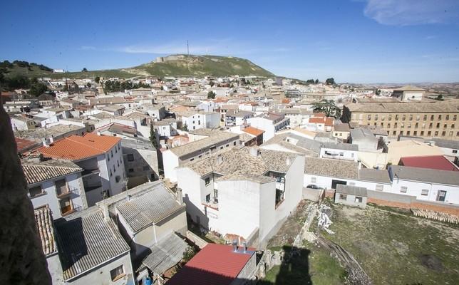 Huete - Fotografía de Reyes Martínez en La Tribuna de Cuenca