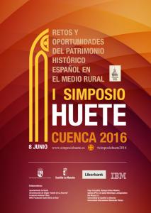 I Simposio Huete - poster