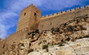 La Alcazaba de Almería, protagonista en Juego de Tronos